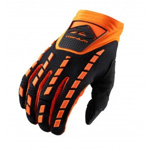 Kenny Titanium Crosshandschoenen Orange/Black