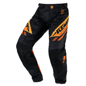 Kenny Crossbroek Track Black Orange