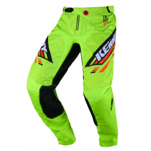Kenny Kinder Crossbroek Track Lime Black
