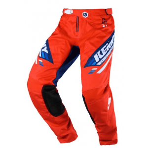 Kenny Kinder Crossbroek Track Red Navy