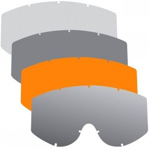 Polywel lens voor Smith Speed Evo Crossbril