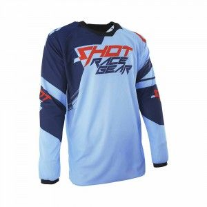 Shot Crossshirt Contact Claw Blue/Red