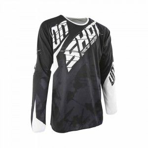 Shot Crossshirt Devo Squad Black