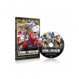 Living For The Weekend Documentaire Over De Motorcross Malcolm Stewart Editie