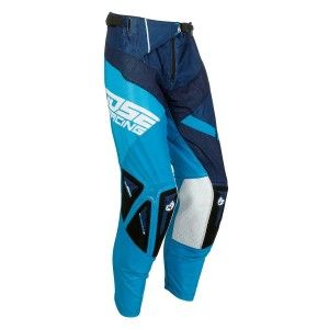 Moose Racing Crossbroek Sahara Blue/Cyan