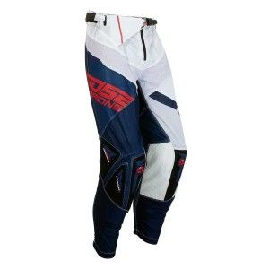 Moose Racing Crossbroek Sahara Red/White/Blue