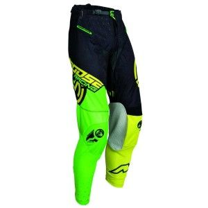 Moose Racing Crossbroek M1 Green/Black