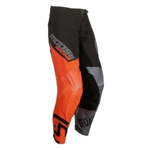 Moose Racing Kinder Crossbroek Qualifier Black/Orange