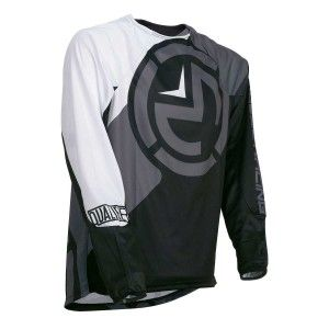Moose Racing Crossshirt Qualifier Stealth Black