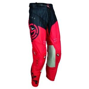 Moose Racing Crossbroek Sahara Red/Black