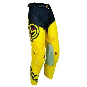 Moose Racing Crossbroek Sahara Yellow/Black