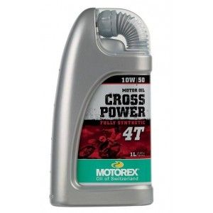 Motorex cross power 4-takt 10w50 1L