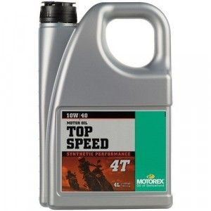 Motorex top speed 4t 10w40 4L