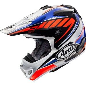 Arai Crosshelm MX-V Rumble Blue