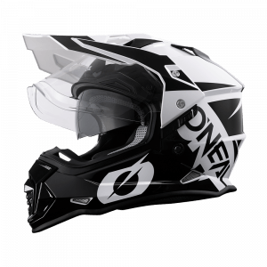 O'neal Crosshelm/Endurohelm Sierra R Neon Black/White