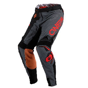 O'Neal Prodigy Crossbroek Five Zero Black/Neon Red