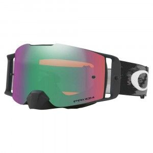 Oakley Crossbril Front Line MX Matte Black Speed/Prizm™ Jade Iridium