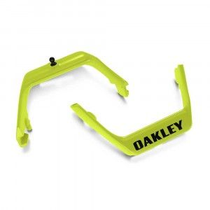 Oakley Airbrake Outrigger-Metallic Green