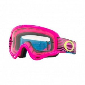 Oakley Crossbril XS O Frame Wind Tunnel Pink