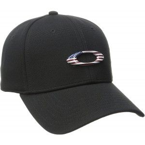 Oakley Tincan Cap Black USA