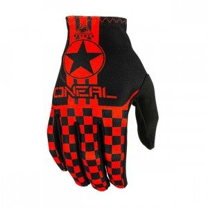 O'Neal Handschoenen Matrix Wingman Black/Red