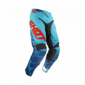 Shot Crossbroek Aerolite Magma Mint/Red