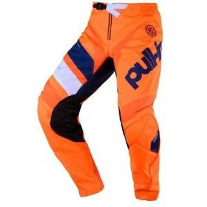 Pull-In Kinder Crossbroek Race Orange Navy