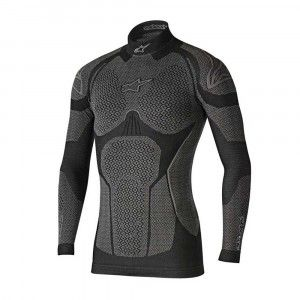 Alpinestars Shirt Ride Tech Winter Long Sleeve Black