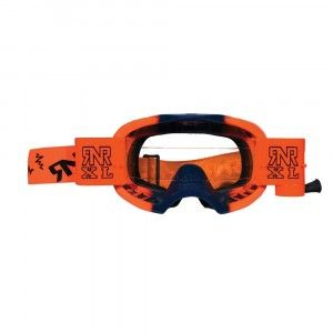 Rip 'n Roll Crossbril Colossus Roll-Off XL Orange Fluo/Blue