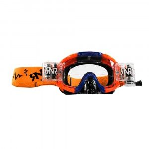 Rip 'n Roll Bril Hybrid + Roll Off Orange Fluo-Blue