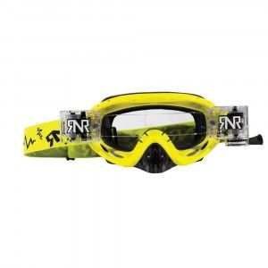 Rip 'n Roll Crossbril Hybrid Roll-Off Yellow Fluo