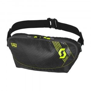 Scott Hip-Belt Everyday Black/Neon Yellow