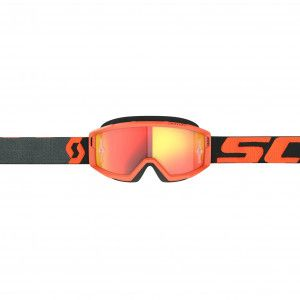 Scott Crossbril Primal Orange Chrome