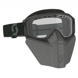 Scott Crossbril Primal Safari Facemask Black