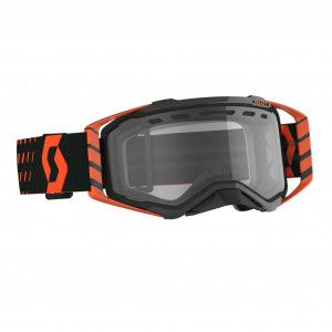 Scott Crossbril Prospect Enduro (Double Ventilated Lens) Orange/Black