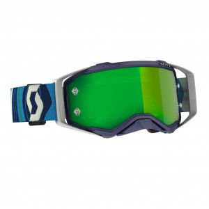 Scott Prospect Crossbril Blue Green Chrome