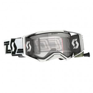 Scott Prospect Crossbril Super WFS Black/White