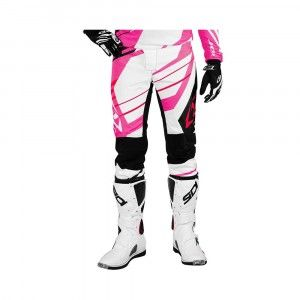 Jopa Kinder Crossbroek MX Shiver Pink/Black