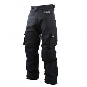 Shot Enduro Broek Foray Revival Black