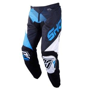 Shot Crossbroek Devo Ultimate Black/Blue