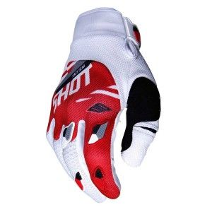 Shot Crosshandschoenen Contact Score Red/White