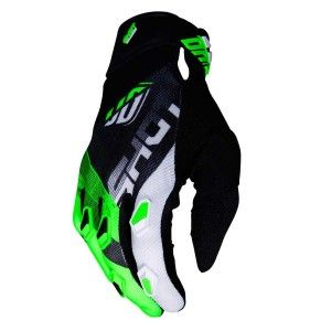 Shot Crosshandschoenen Devo Ultimate Black/Neon Green