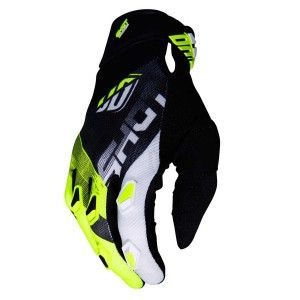 Shot Crosshandschoenen Devo Ultimate Black/Neon Yellow