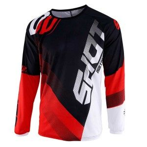 Shot Kinder Crossshirt Devo Ultimate Black/Red