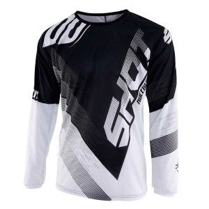 Shot Kinder Crossshirt Devo Ultimate Black/White