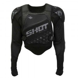 Shot Protectievest Ultralight Black