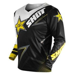 Shot Crossshirt Limited Edition 2019 Husqvarna Rockstar 3.0