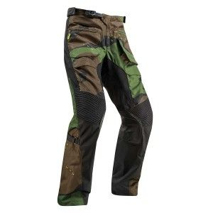 Thor Endurobroek Terrain Over The Boot Green Camo