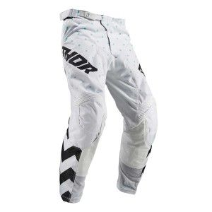 Thor Kinder Crossbroek Pulse Stunner Black/White