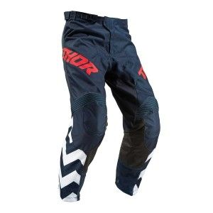 Thor Kinder Crossbroek Pulse Stunner Midnight/White